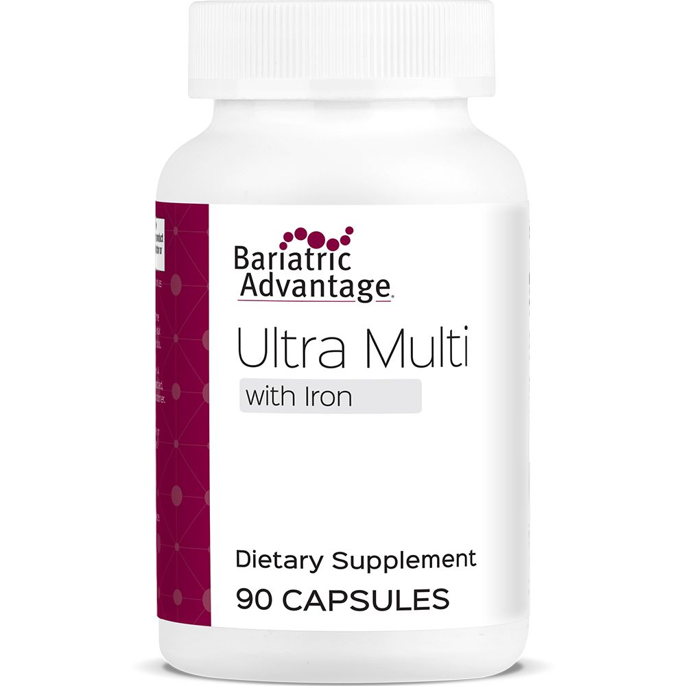 Ultra Multivitamin with Iron